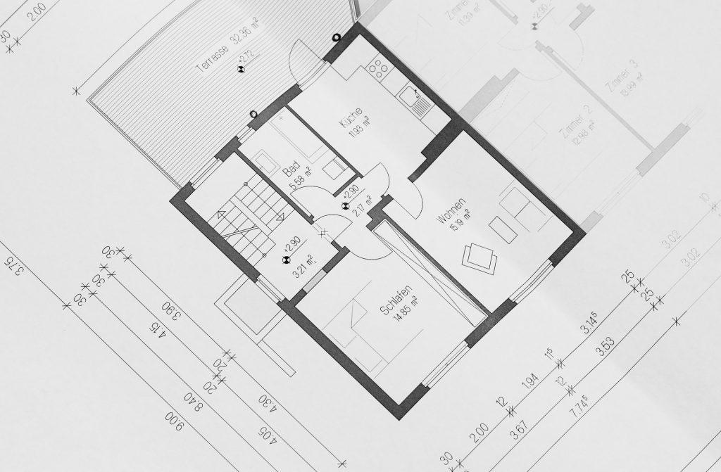 Ingenieurbüro-Schneider-Bauplan